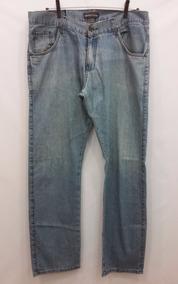 f617f9fdd Calça Jeans Cinza Grafite Colombo - Calças Masculino no Mercado Livre Brasil