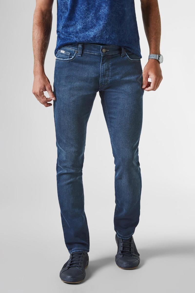 97ba6330c Calca Jeans Estique-se 5531 Arcos Reserva - R  349