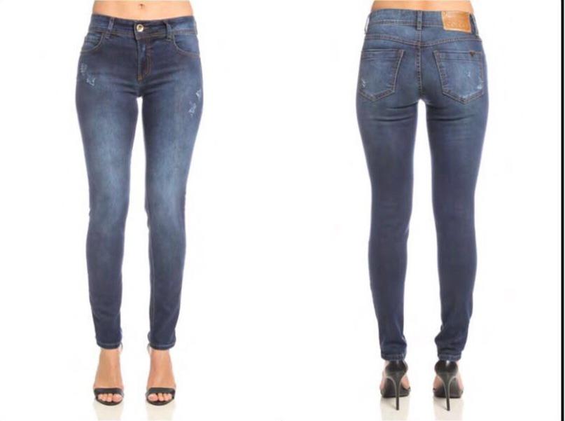 calça jeans fátima colcci original. Carregando zoom. f59e59e8c66