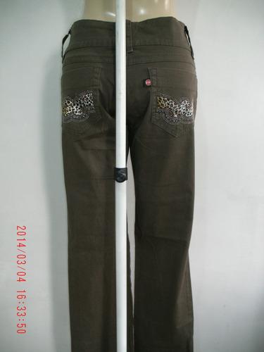 calça jeans ( fem)  stop jeans   tam; 44