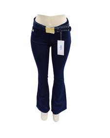 008692de0 Cal a Jeans Feminina Marca Revanche Denin Original 38 - Calças ...