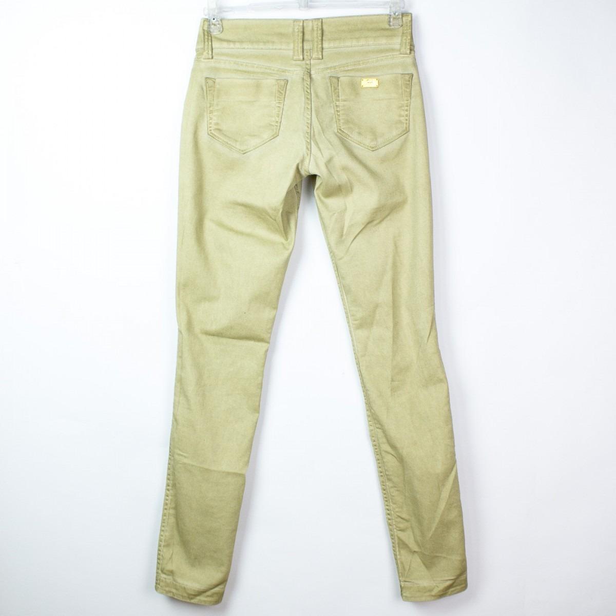 fdcf29e05604f calça jeans feminina ana hickmann dupla face ah1025. Carregando zoom.