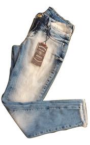 9f239e3fb Calca Skinny Ycks Everyblue N38 - Calças Jeans Feminino no Mercado ...