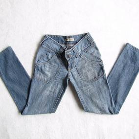 5d3063a07 Calca Boyfriend Rasgada - Calças Jeans Feminino, Usado no Mercado Livre  Brasil