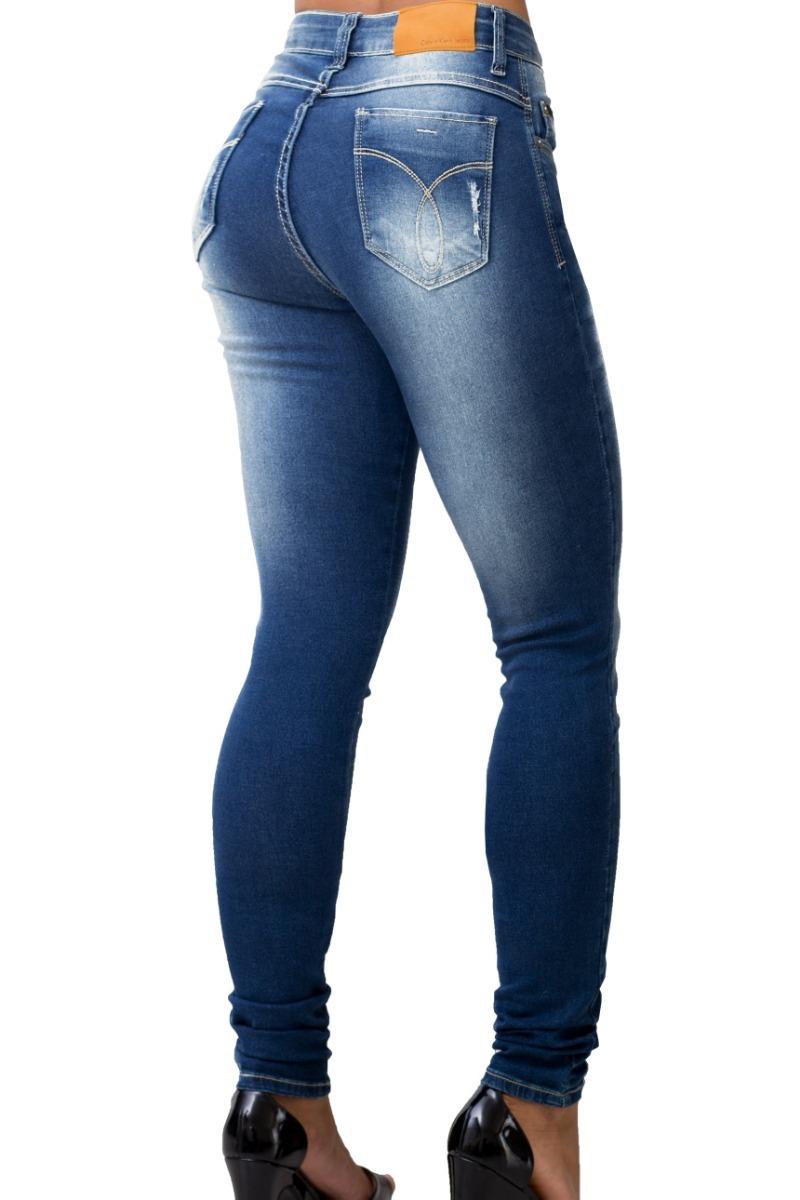 calça jeans feminina calvin klein jegging skinny c  lycra. Carregando zoom. 1f796b094f