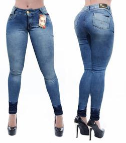 affbbd682 Calcas Femininas Jeans Mega Duran - Calças Jeans Feminino no Mercado ...