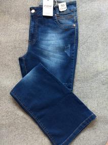 14564a457 Calca Credencial Jeans - Calças Feminino no Mercado Livre Brasil