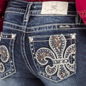 a690d25825b44 Calcas Country Feminina Miss Me - Calçados, Roupas e Bolsas com o Melhores  Preços no Mercado Livre Brasil