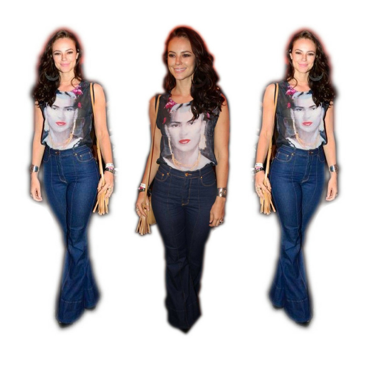 126a06a78fc1b calça jeans feminina flare skinny c lycra hot pants panicat. Carregando zoom .