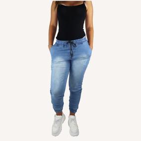 611a853f1 Calça Jeans Feminina Marmorizada - Calçados, Roupas e Bolsas no Mercado  Livre Brasil