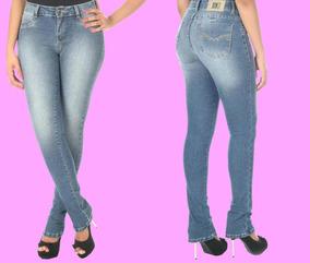 50ee1f7f9 Calça Jeans Feminina Legging Sawary 20% De Desconto Moda. - Calçados ...