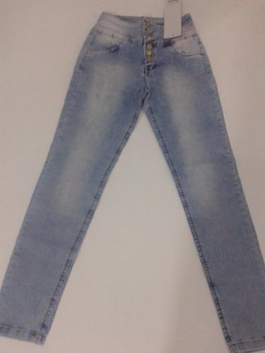 calça jeans feminina levanta bumbum santa pimenta
