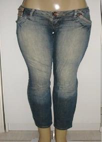 3fb4979a1 Kit Com 5 Calça Jeans Feminina Marca Famosas Originais - Calças no Mercado  Livre Brasil