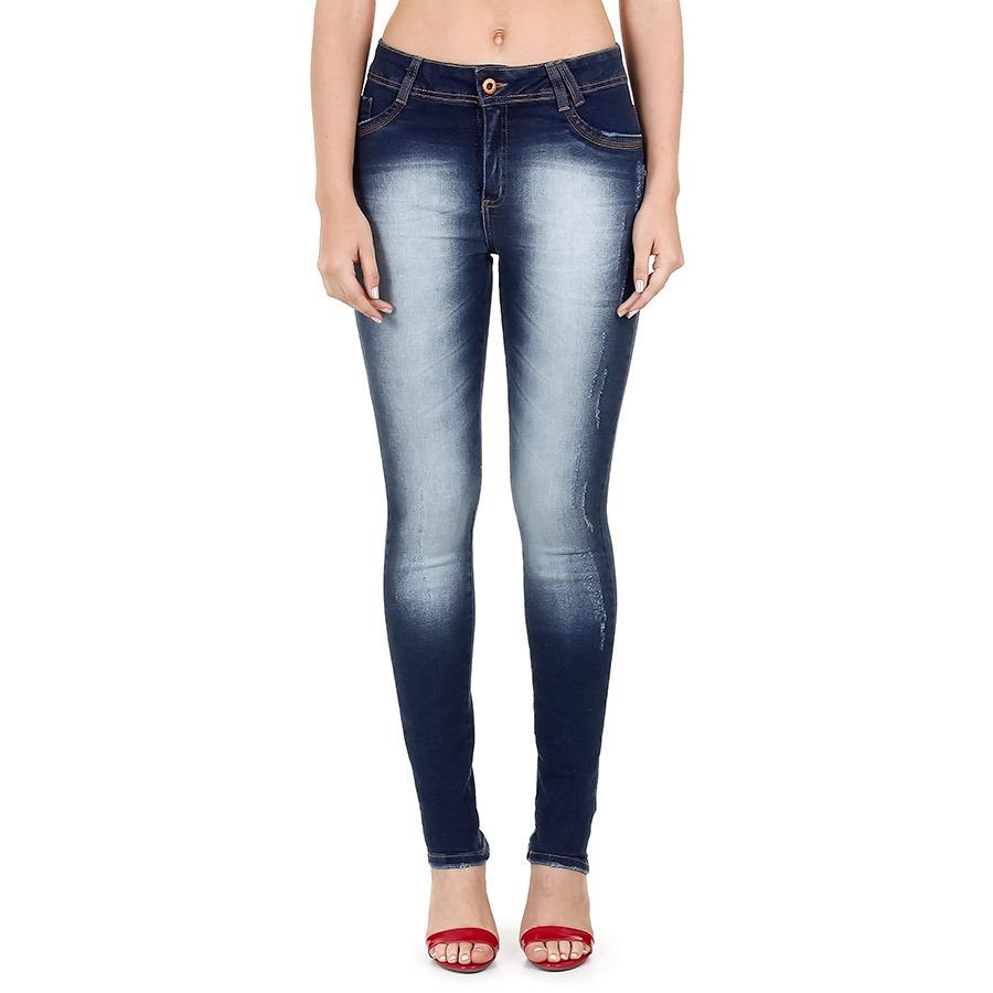 d9ed47f532 Calça Jeans Feminina Max Denim - R$ 79,99 em Mercado Livre