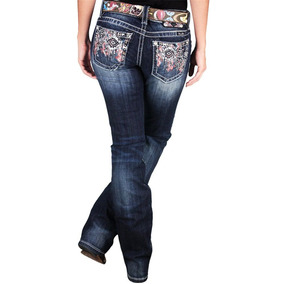 92adb2fa16a96 Calcas Country Feminina Promocao Miss Me - Calçados, Roupas e Bolsas com o  Melhores Preços no Mercado Livre Brasil