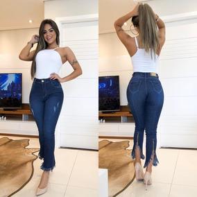 218243bcf Calca Jeans Risco E Rabisco - Calçados, Roupas e Bolsas com o Melhores  Preços no Mercado Livre Brasil