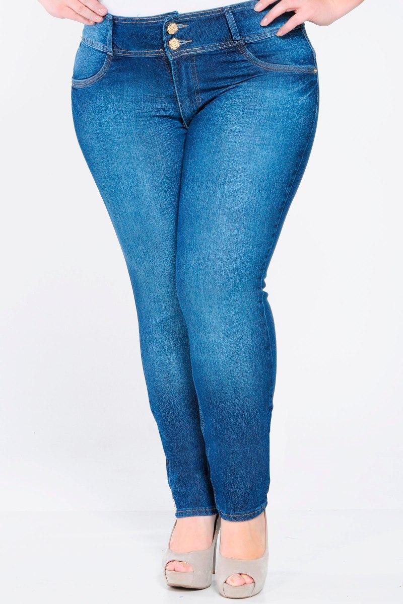 1cd8e6146 calça jeans feminina plus size tamanho 50 biotipo. Carregando zoom.