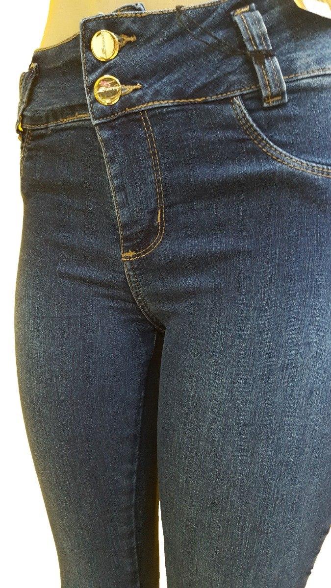 9151c802a8 calça jeans feminina sawary bojo removível. Carregando zoom.