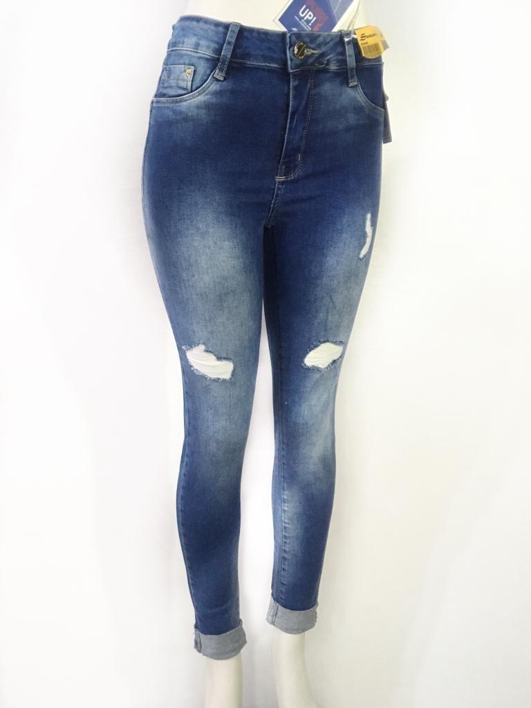 fd7e65f3e calça jeans feminina sawary cigarrete lycra levanta bumbum. Carregando zoom.