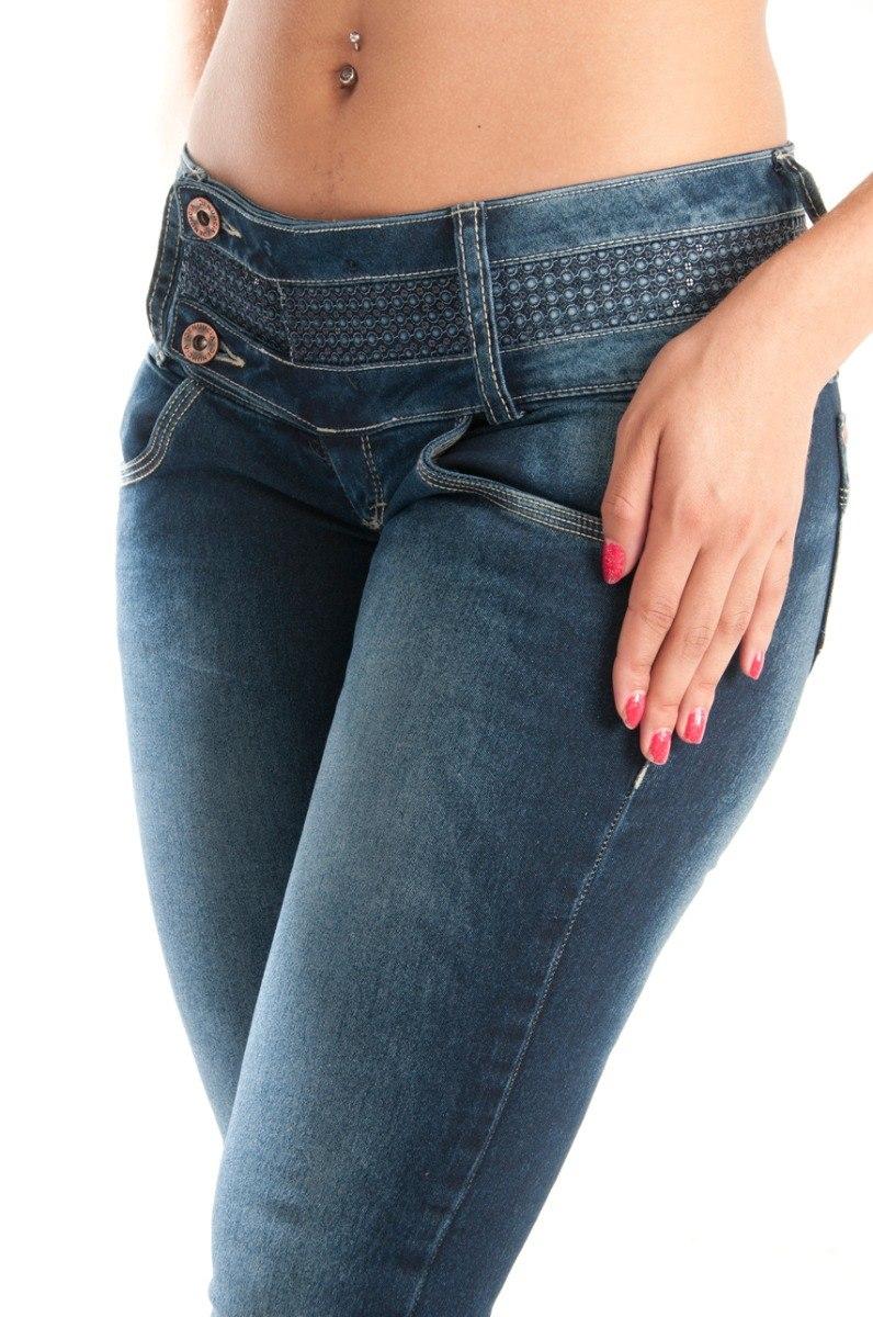 2442d9514 Calça Jeans Feminina Skinny - Denuncia Jeans - R$ 49,90 em Mercado Livre