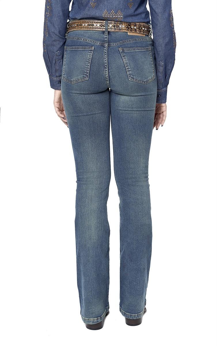 05162887d5b5 calça jeans feminina tassa cintura alta vintage country 3534. Carregando  zoom.