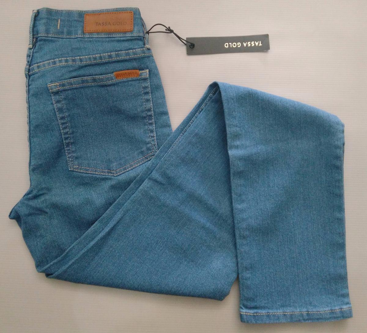 1867abd40 calça jeans feminina tassa skinny delavê escuro casual 2412. Carregando  zoom.