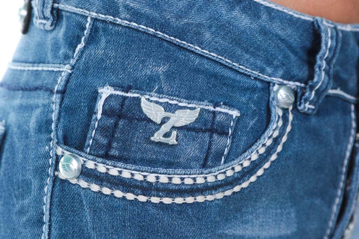 0821d6293fd calça jeans flare feminina messina promoção zenz western. Carregando zoom.