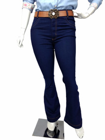 7f19a25e0 Calça Flare Plus Size - Calças Feminino no Mercado Livre Brasil