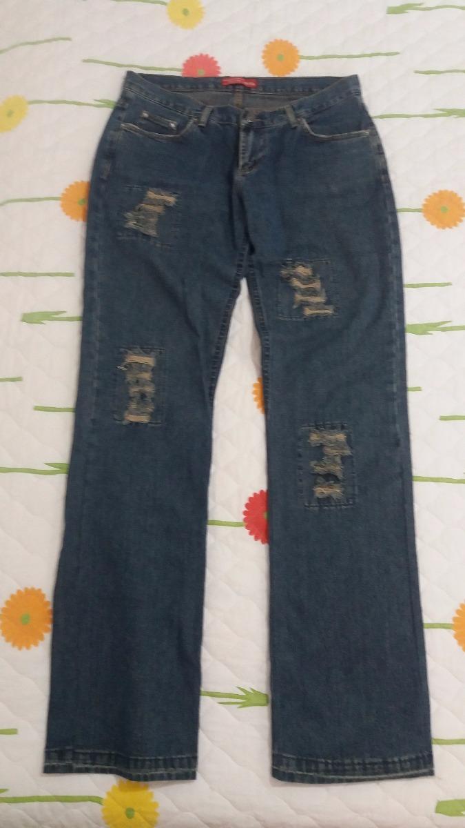 5473769d2 Calça Jeans Gang 42 - R$ 35,00 em Mercado Livre