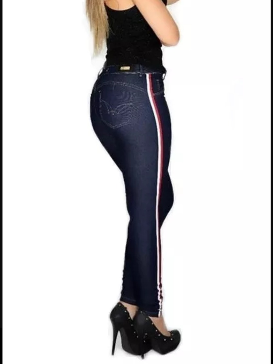 f9ad0a551 Calça Jeans Hot Pants Feminina Cintura Alta Barato!! - R$ 52,90 em ...