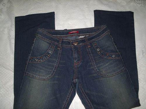 calça jeans importada de u.s.a tamanho 42