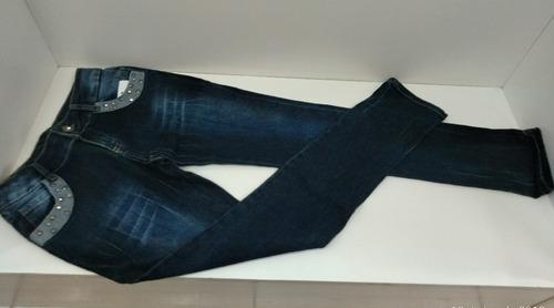 calça jeans infantil meninas  tamanho 12 promoção