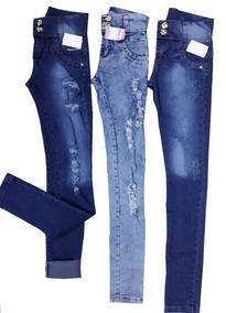 0652032a3 Calça Jeans Juvenil - Calças no Mercado Livre Brasil