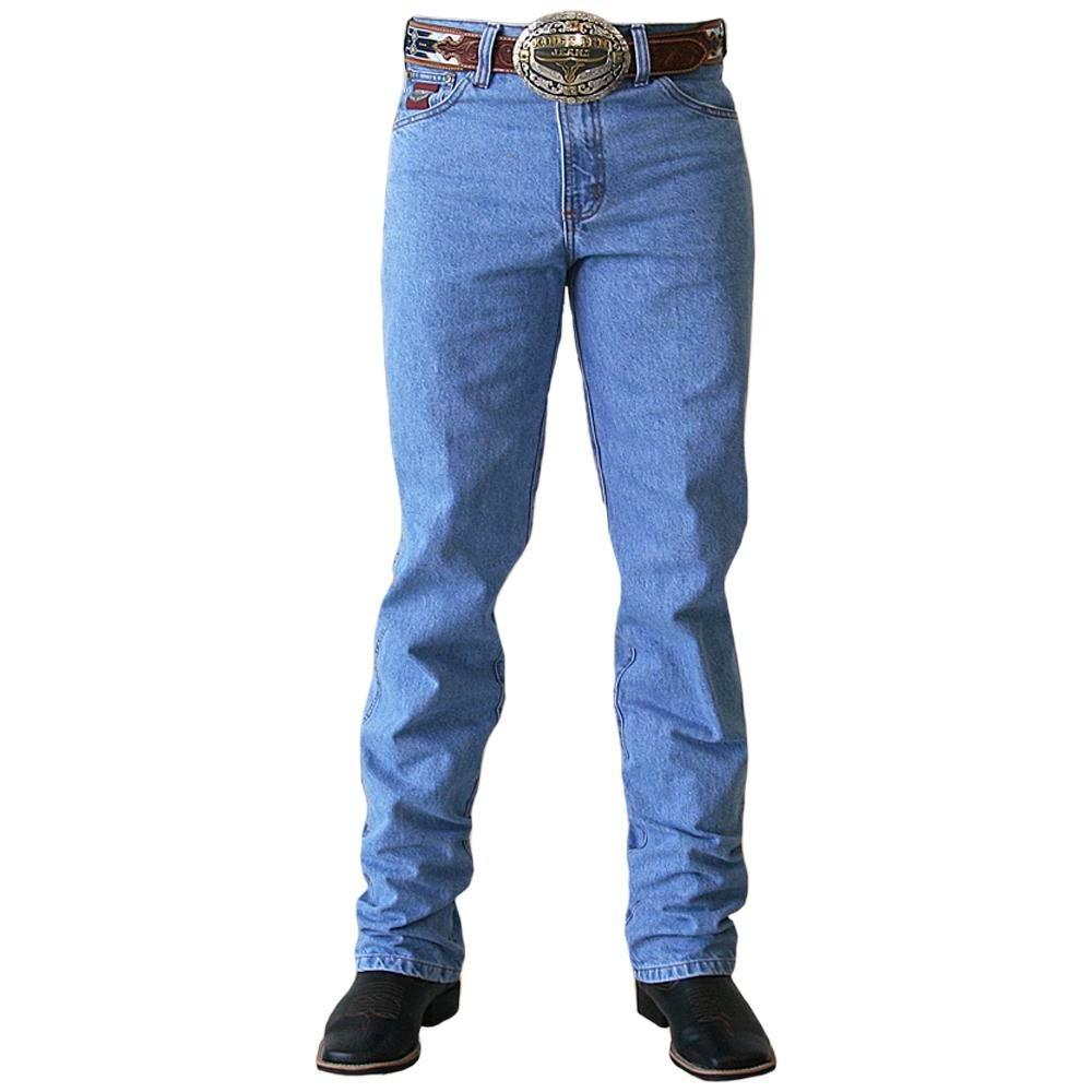 calça jeans king farm red king original fit country. Carregando zoom. 9b45792fab4