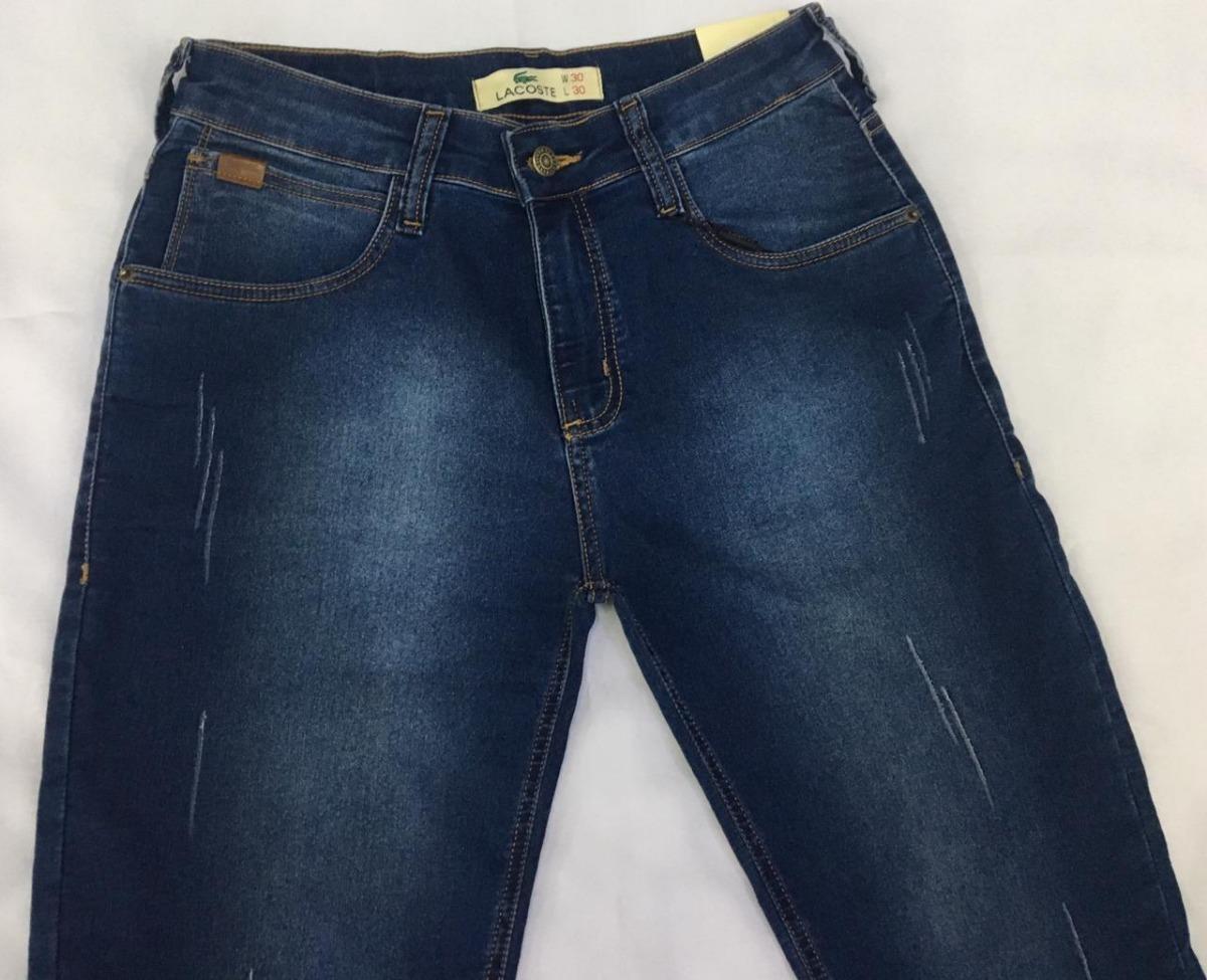 5ddc37d3aa861 calça jeans lacoste 74024 74025. Carregando zoom.