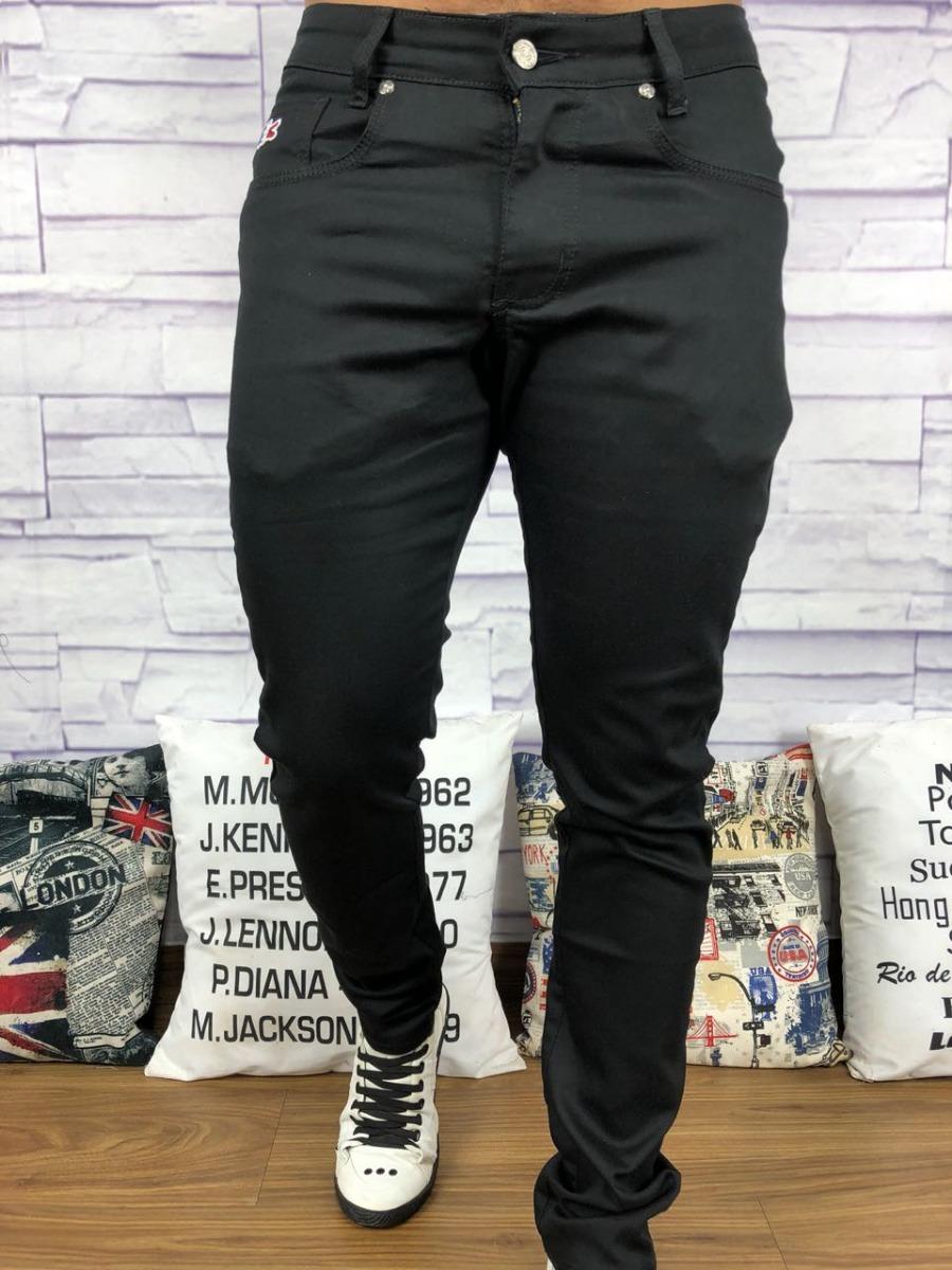 d9b7ab7f1b7ba Calça Jeans Lacoste Masculina - R  195,00 em Mercado Livre