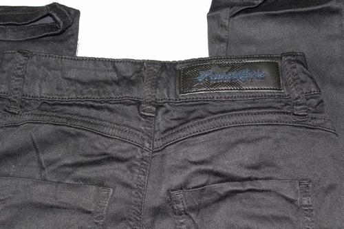 calça jeans legging movement planet girls preto y000044603
