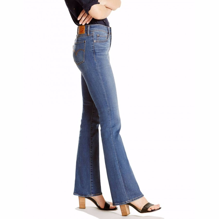 2e5c91b01 Calça Jeans Levis 715 Bootcut W28 L32 - 188850008 - R$ 190,00 em ...