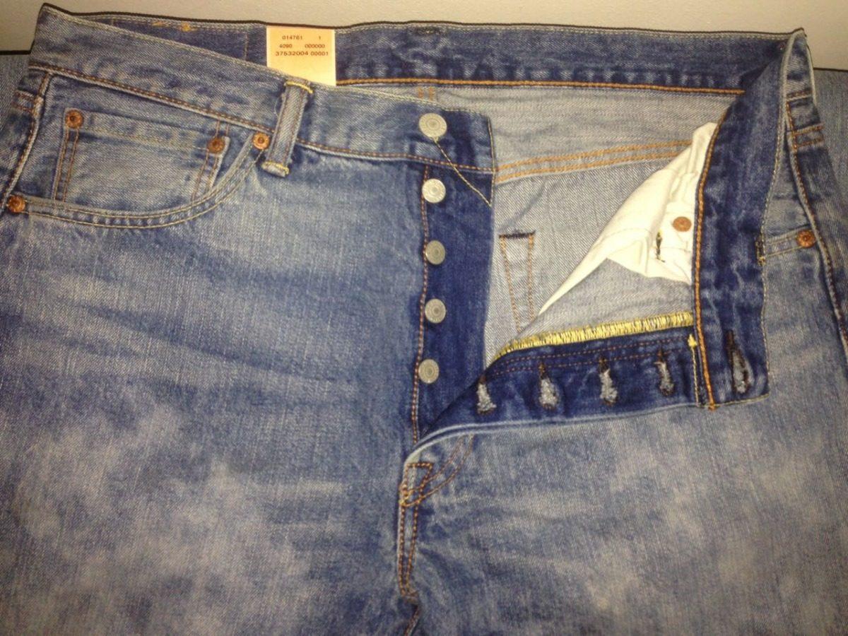 5934aa61eb74a Calça Jeans Masculina Levi s 501 Tradicional Promoção - R  210