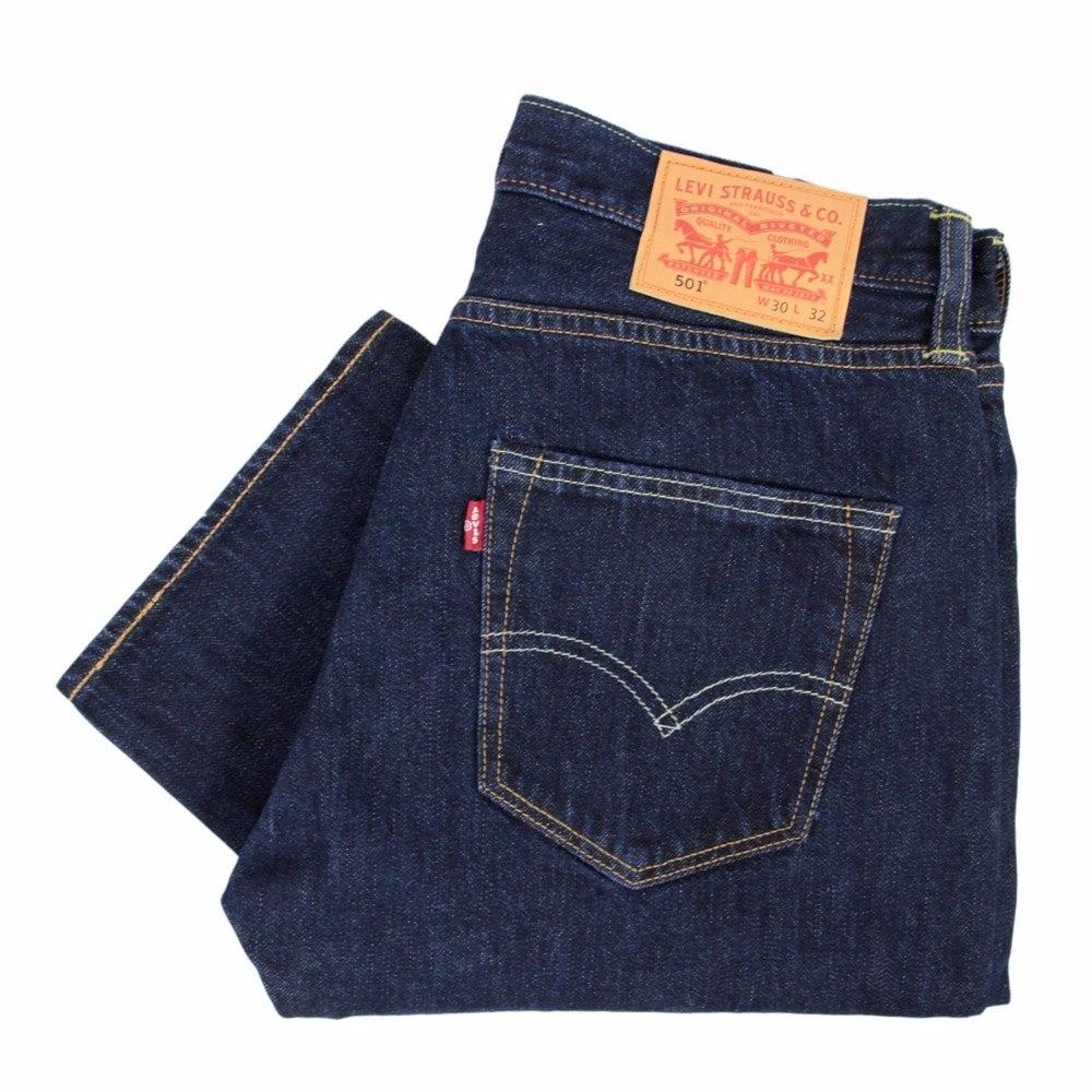 Calça Jeans Levi s 501 Stoned Washed Nova - R  219 22a5315d5ef