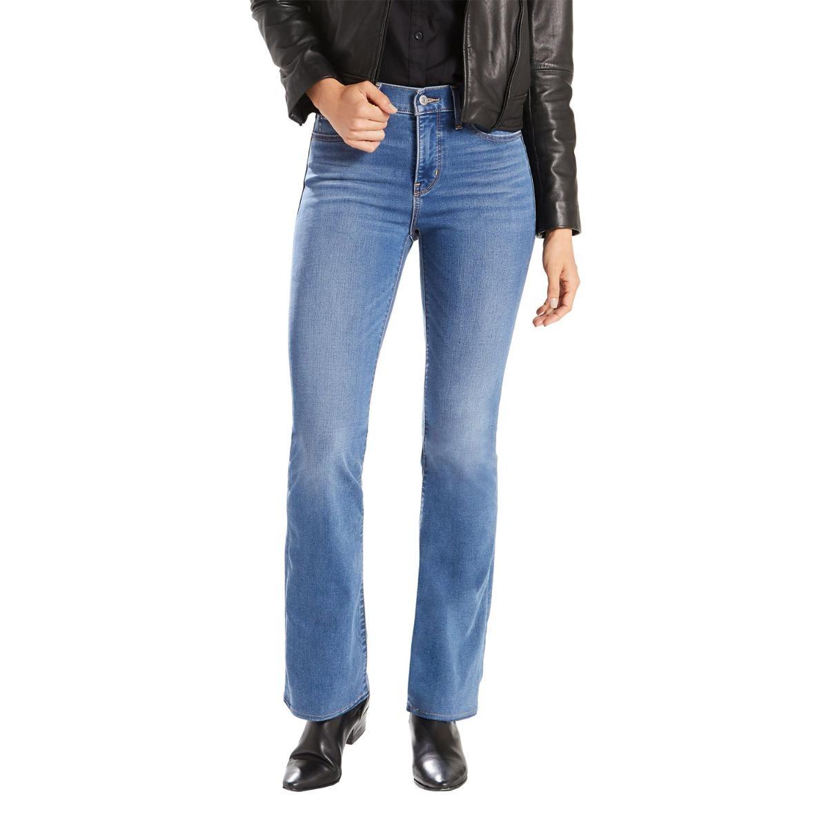calça jeans levis feminina 315 shaping bootcut 4 way stretch. Carregando  zoom. 6a9fa31dfee