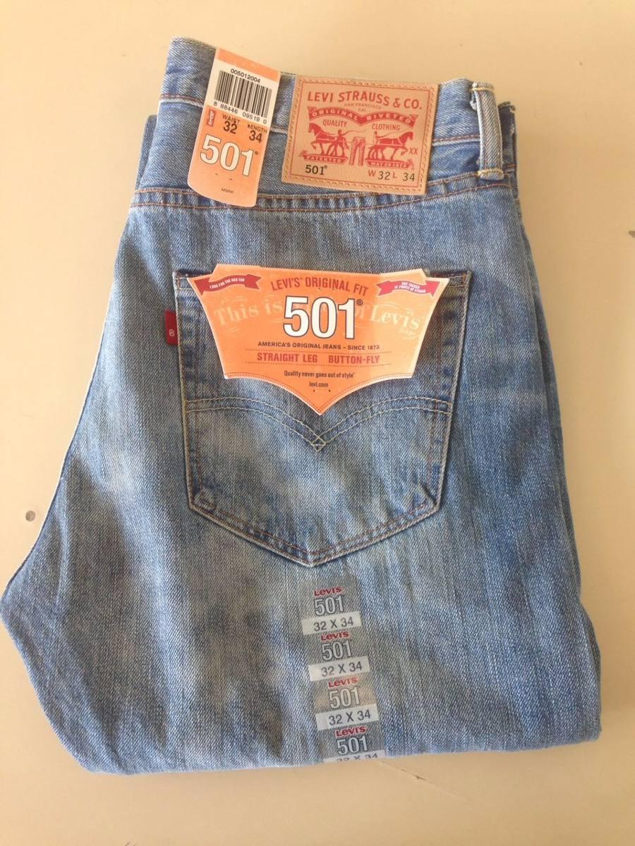566b28c91 Calça Jeans Masculina Levi's 501 Levis Estonada Promoção!!!! - R ...