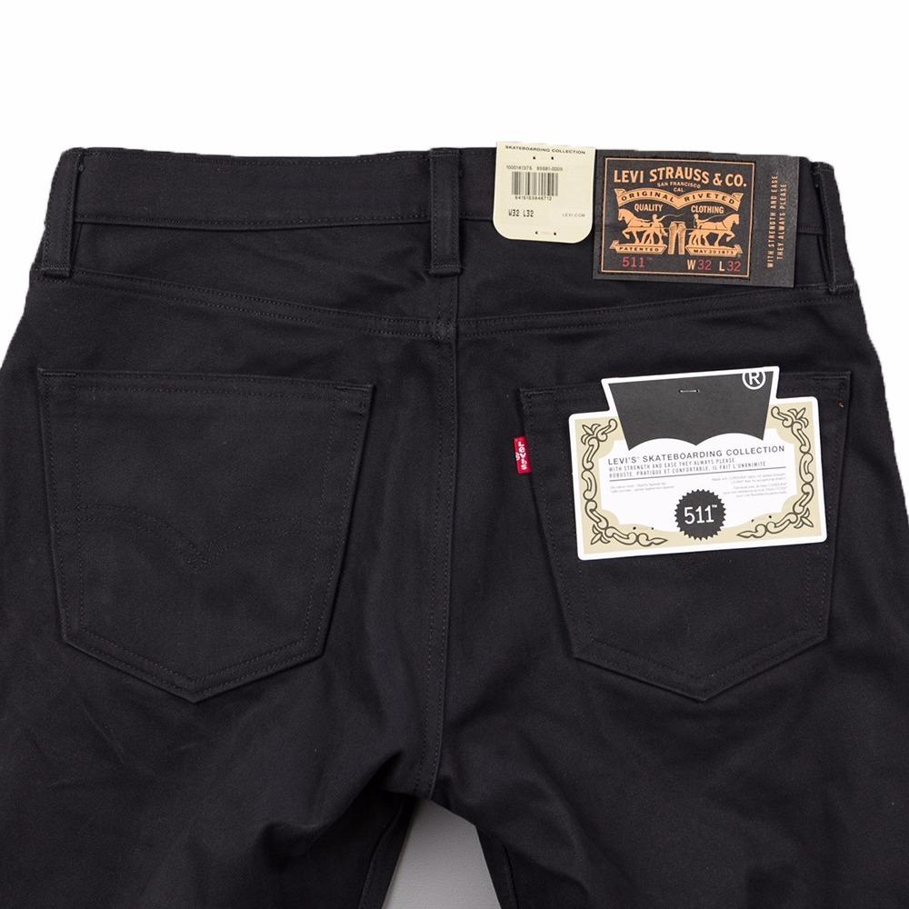calça jeans levis slim 511 skateboard original varias cores. Carregando  zoom. 98b2929c545