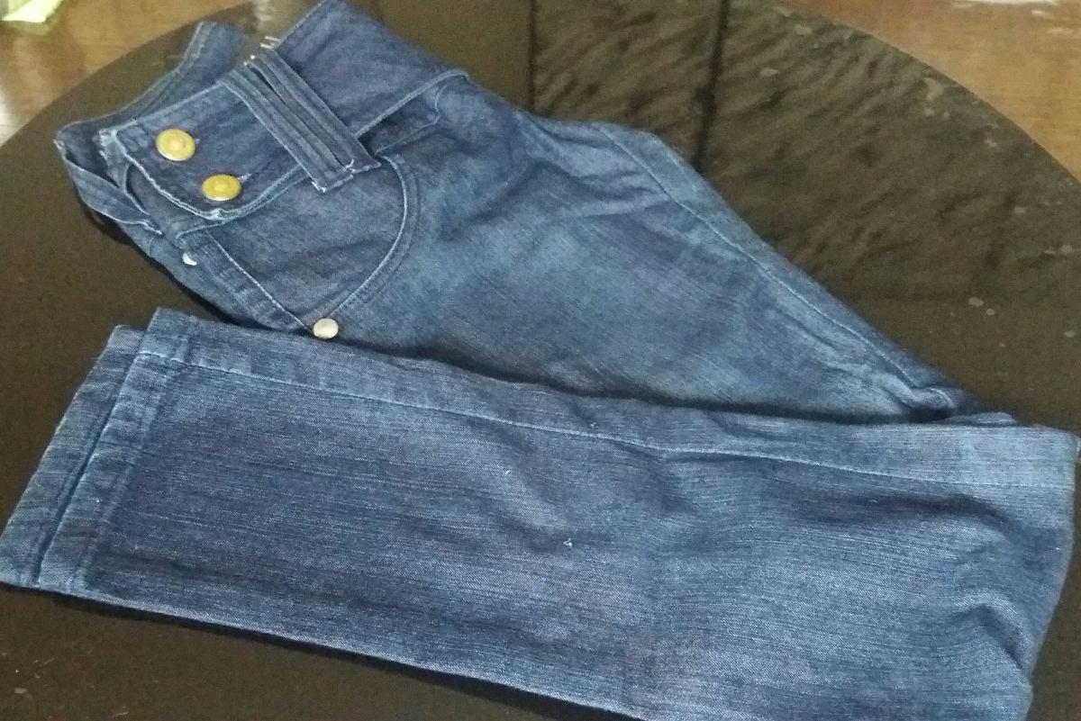 6cc58e5d4 Calça Jeans Linda Z Feminina N 38 - R$ 14,90 em Mercado Livre