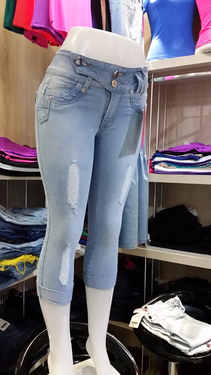 506e3cb96a calça jeans lycra levanta bumbum de fábrica av. 44 goiânia. Carregando zoom.