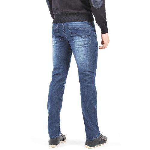 d87899ab8 Calça Jeans Lycra Stretch Masculina Slin Excelente Qualida - R  74 ...