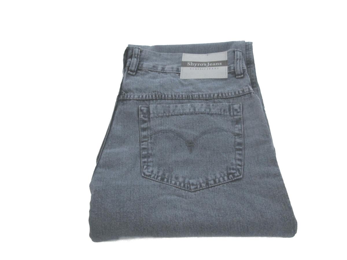 7ccb3678f5 calça jeans masculina 100% algodão corte reto 52  24659 . Carregando zoom.