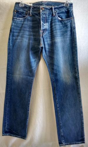 calça jeans masculina abercrombie e fitch