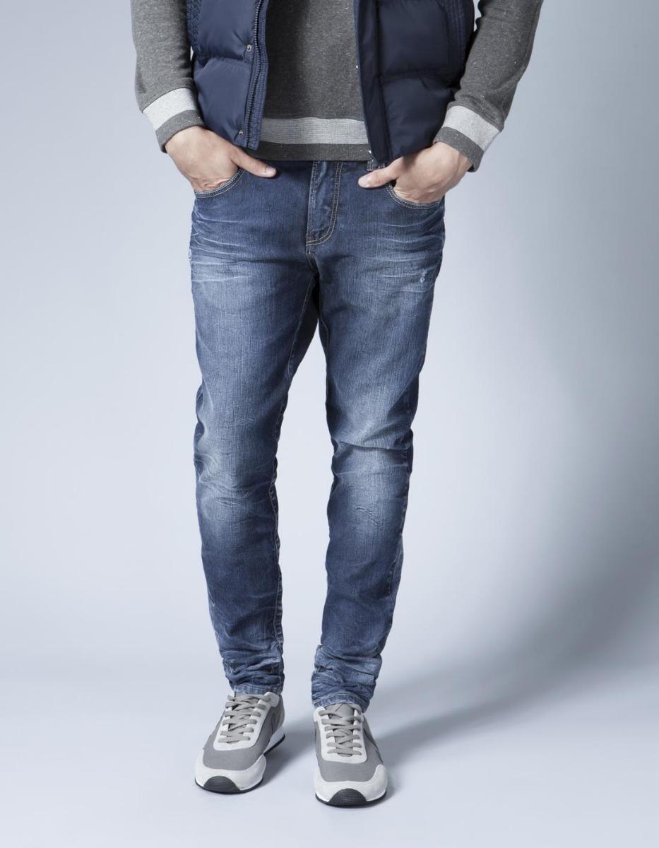 ac5a58866 calça jeans masculina c/ lycra skinny a mais vendida 2018. Carregando zoom.