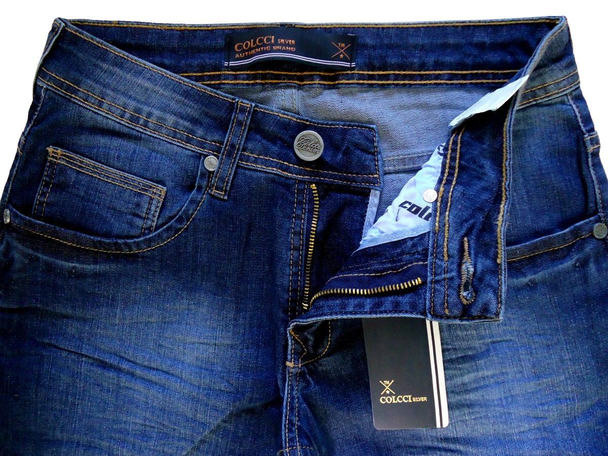 Calça Jeans Masculina Colcci Slim Fit Stretch Alex Original - R  189 ... 47c59fa8ed871